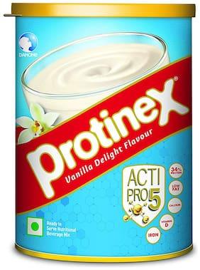 Protinex Adult Vanilla Delight ACTIPRO5 400g Tin / Protein /Health Drink
