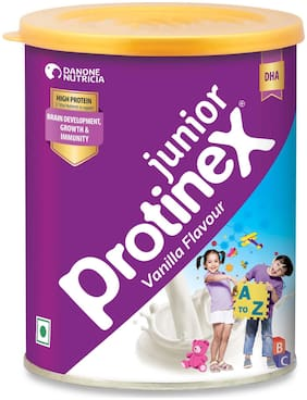 Protinex Junior Vanilla 400g Tin / Protein /Health Drink