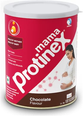 Protinex Mama Chocolate Nutritional & Health drink during pregnancy & breast feeding for Women 400g Tin
