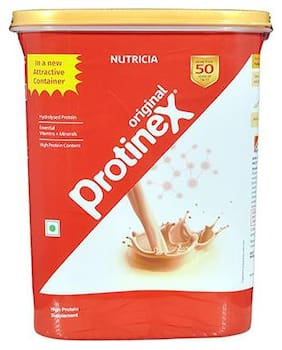 Protinex  Nutritional Supplement - Lock & Seal  Original 500 gm