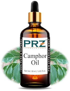 PRZ Camphor Essential Oil (30 ml)