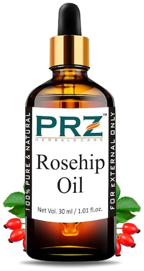 PRZ Rosehip Cold Pressed Carrier Oil (30 ml)