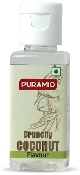 Puramio Crunchy Coconut Flavour;50ml