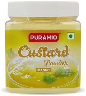 Puramio Custard Powder (Mango) 250g ( Pack of 1 )