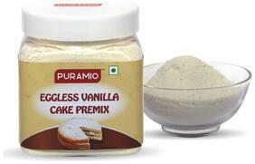 Puramio Eggless Vanilla Cake Premix 350g