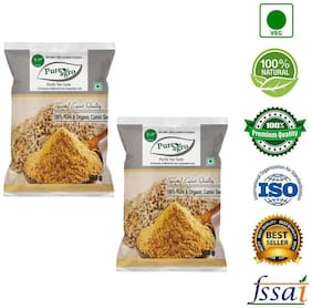 Pure Agro Pure and Natural Cumin Seeds (Jeera) - 100 Grams Pack Of 2