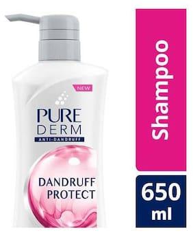 Pure Derm Shampoo - Dandruff Protect 650 ml