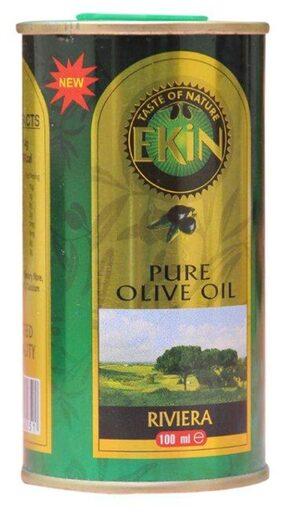 Pure Olive Oil 100ml Tin