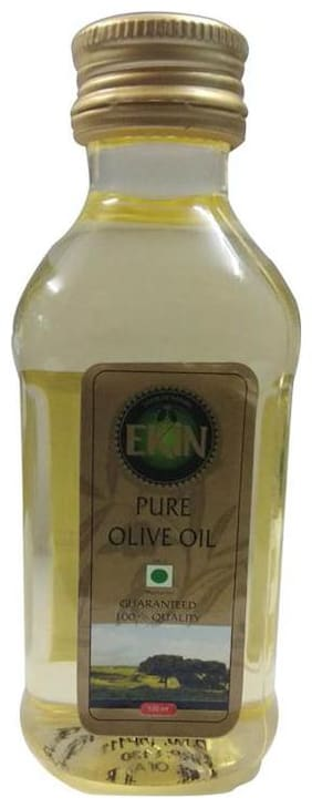 Pure Olive Oil 100ml Bottle