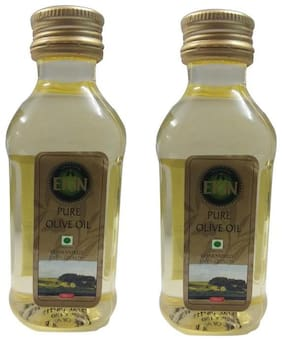 Pure Olive Oil 200ml Bottle