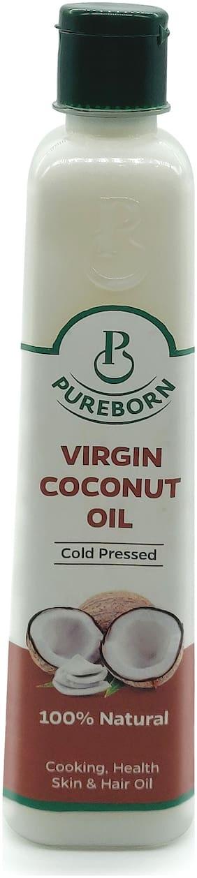 Pureborn Virgin Coconut Oil 500 ml