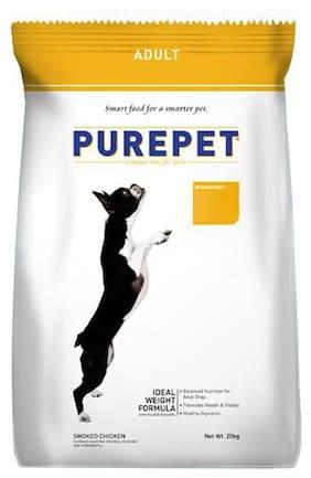 Purepet Dog Food - Smoked Chicken  Adult 20 kg