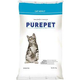 Purepet Ocean Fish Adult Cat Food 7 kg