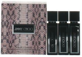 Purse Spray by Jimmy Choo for Women Mini EDP Perfume Spray 3x0.5 oz. New in Box