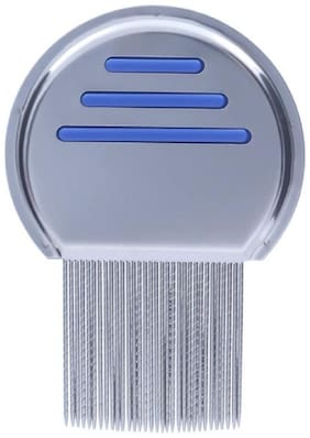 QD Stainless steel Lice Comb Very effective for Head Lice and Nit Remover Lice remover tool
