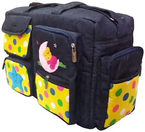 Rachna Multicolor Diaper & Mother Multi-Utility Bag