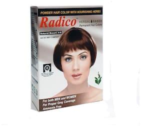 Radico Herbal Hair Colour Powder -Brown (60 g)