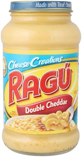 Ragu Cheesy Double Cheddar 454gm