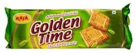 Raja Golden Time Elaichi Biscuit 200 gm