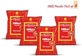 Ramdev Chilli Powder 1000 g (Pack Of 4)