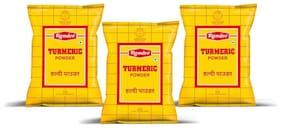 Ramdev Turmeric Powder pack 3