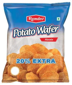 Ramdev Wafer - Potato, Masala 45 gm