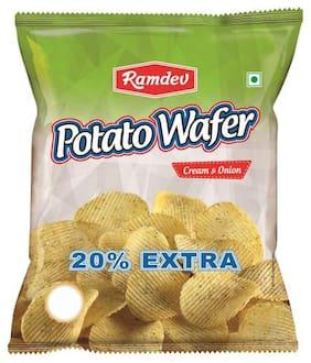Ramdev Wafer - Potato, Cream & Onion 40 g