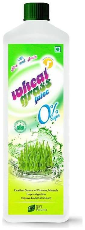 Rangelo Rajasthan Wheat Grass Juice Aloe+Amla,Sugar Free
