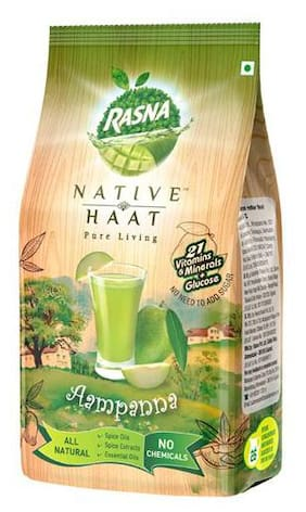 Rasna Native Haat  Aam Panna 500 gm