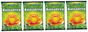 Ratnadeep Leaf Tea Combo of 4 (250 g each)