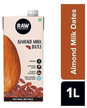 Raw Pressery Almond Milk - Dates, Dairy-Free, Lactose Free, Vegan 1 L