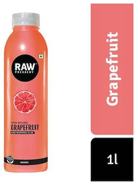Raw Pressery Grapefruit - 100% Natural Cold Pressed Juice 1 L