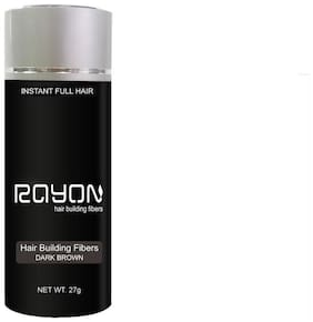 Rayon Hair Loss Concealor Dark Brown 27g