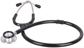 RCSP Micro Plus Multi Life Acoustic Stethoscope (Black)