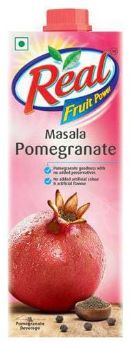 Real Fruit Juice - Masala Pomegranate 1 L