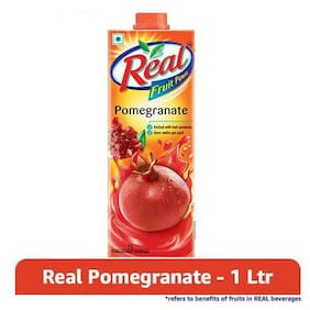 Real Juice - Fruit Power  Pomegranate/Anar 1 L