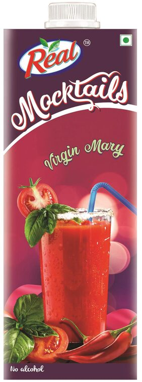 Real Mocktails Virgin Mary 1 Ltr T