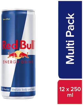 Red Bull Energy Drink 250 ml (12 Pack)