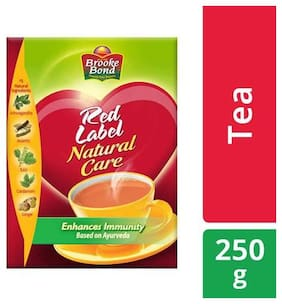 Red Label Tea - Natural Care 250 gm