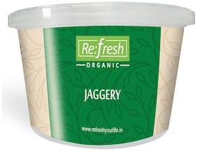 Refresh Organic Jaggery 500g (Pack Of 1)