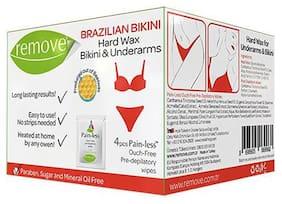 remove Brazilian Bikini Hard Wax 80 ml