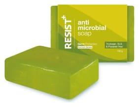 Resist+ Lemon Grass Antimicrobial Soap, Advance Germ Protection - 100g