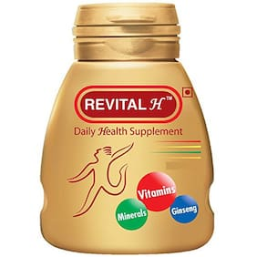 Revital H daily health supplement 30 Capsules
