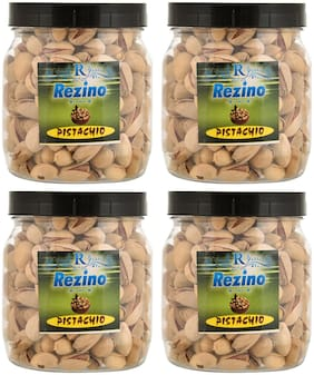 REZINO ROASTED SPECIAL PISTACHIOS 250g (Pack Of 4)