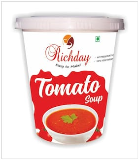 Richday Cuppa Tomato Soup 15 g Pack of 6