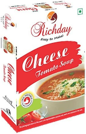Richday Instant cheese tomato soup(500g)