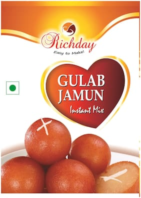 Richday Instant Gulab Jamun[200g]- pack of 3