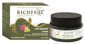 Richfeel Anti Blemish Cream 50 gm