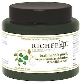 Richfeel Brahmi Hair Pack 500 g