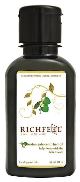 Richfeel Brahmi Jaborandi Hair Oil 100 ml